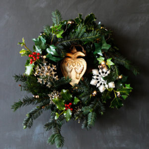 #RSGCREATIVE: CREATE YOUR OWN EASY DIY CHRISTMAS WREATH