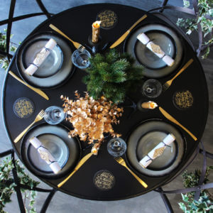 #RSGCREATIVE: 5 TOP TIPS FOR YOUR CHRISTMAS TABLE