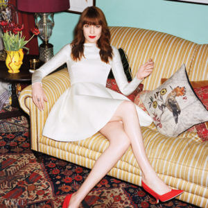 #RSGSTYLE: FLORENCE WELCH'S LONDON HOME