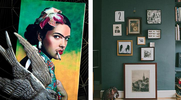 green-art-wall-inspiration