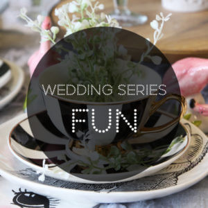 #RSGCREATIVE: CREATE SOME FUN ON YOUR WEDDING DAY