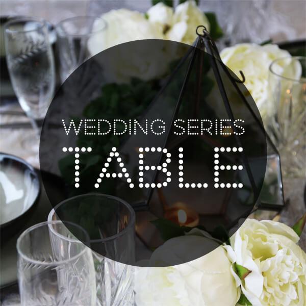 #RSGCREATIVE: ALTERNATIVE WEDDING TABLE IDEAS
