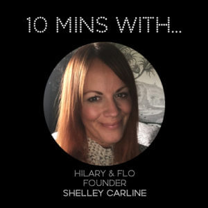 #10MINWITH: SHELLEY CARLINE