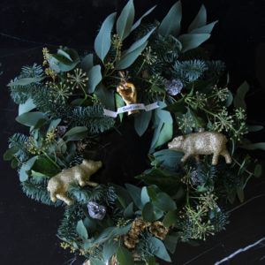 #RSGCREATIVE: DIY CHRISTMAS WREATH MAKING