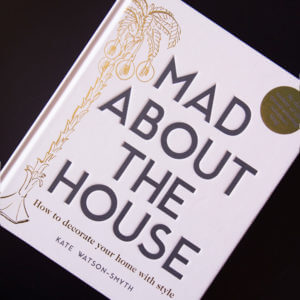 #RSGLOVES: MAD ABOUT THE HOUSE BY KATE WATSON-SMYTH