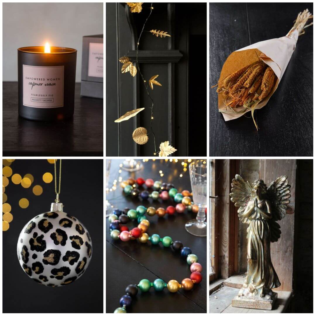 Christmas garlands accessories