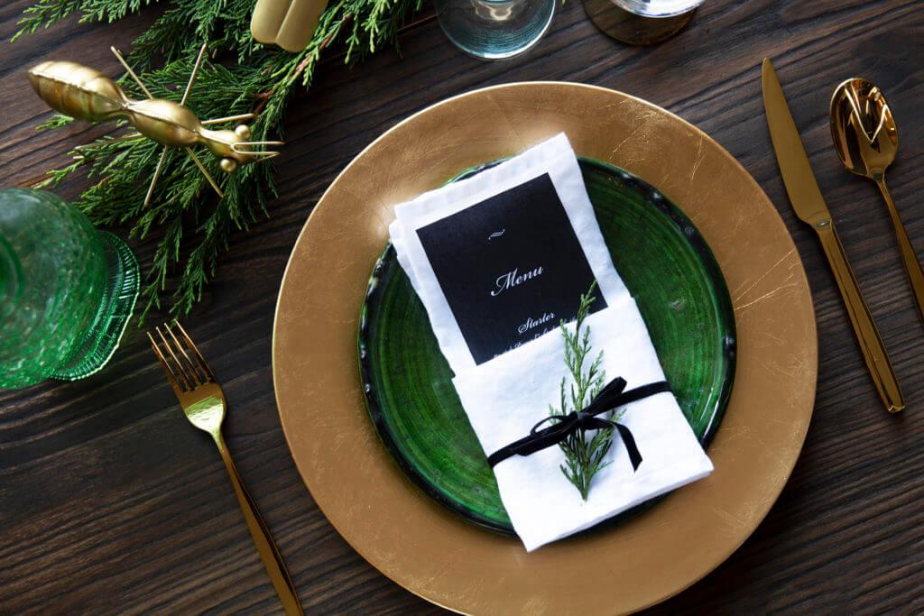 christmas napkin folding ideas