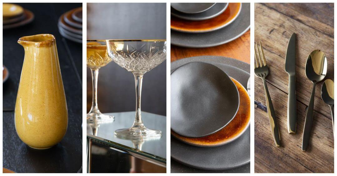 Tableware for Christams