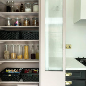 STORAGE IDEAS FOR YOUR KITCHEN PANTRY, LARDER & SHELVES