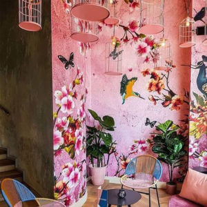 OUR 5 FAVOURITE ROOMS | MAGICAL MURALS