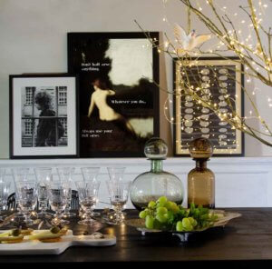 DINNER PARTY IDEAS ON A BUDGET