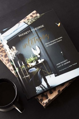 Rockett St George Book about interiors