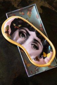 lifestyle image of Butterfly Lady Eye Mask