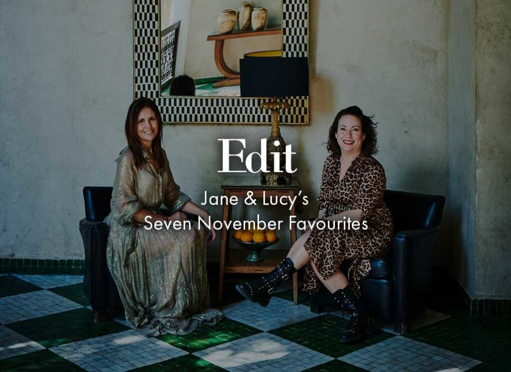 Jane Rockett and Lucy St George on the rockett st george november 2019 hot list