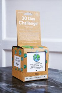 lifestyle image of 30 Day Go Green Challenge