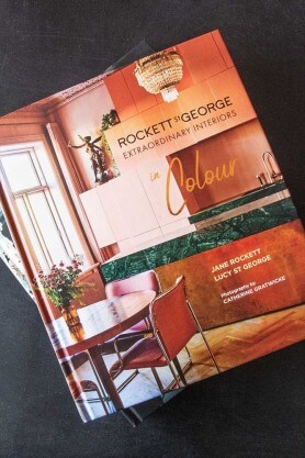 rockett st george book on colourful interiors