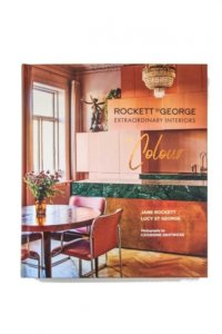 cut out image of interiors design book Extraordinary Interiors In Colour By Jane Rockett & Lucy St George
