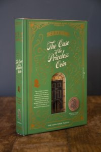 lifestyle image of Sherlock Holmes Game: The Case Of The Priceless Coin