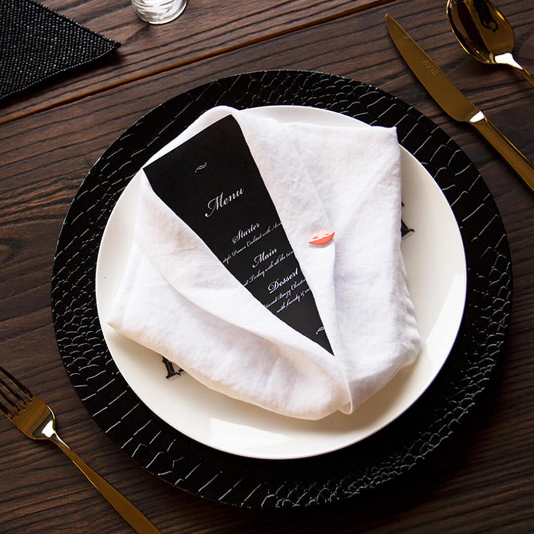 Christmas Napkin Folding Ideas 2019