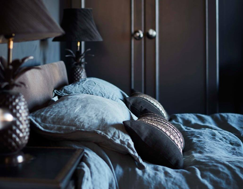 reduce stress in the bedroom