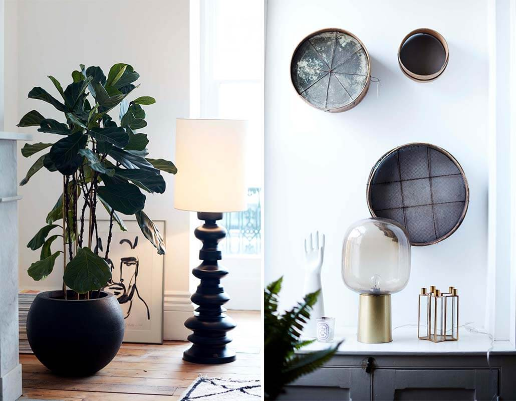 how to decorate with the seasons
