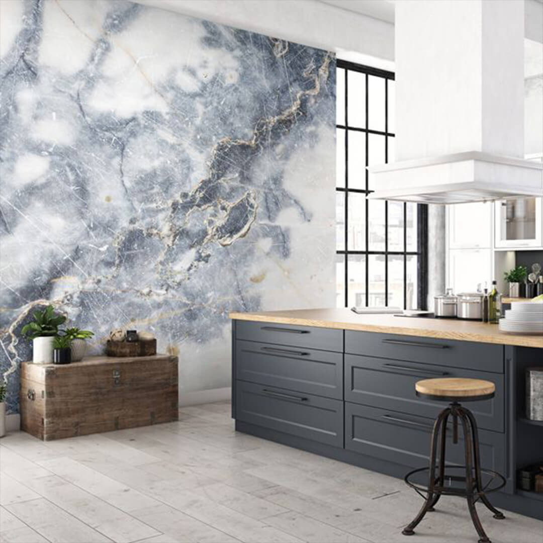 10 Wallpaper Ideas For The Kitchen
