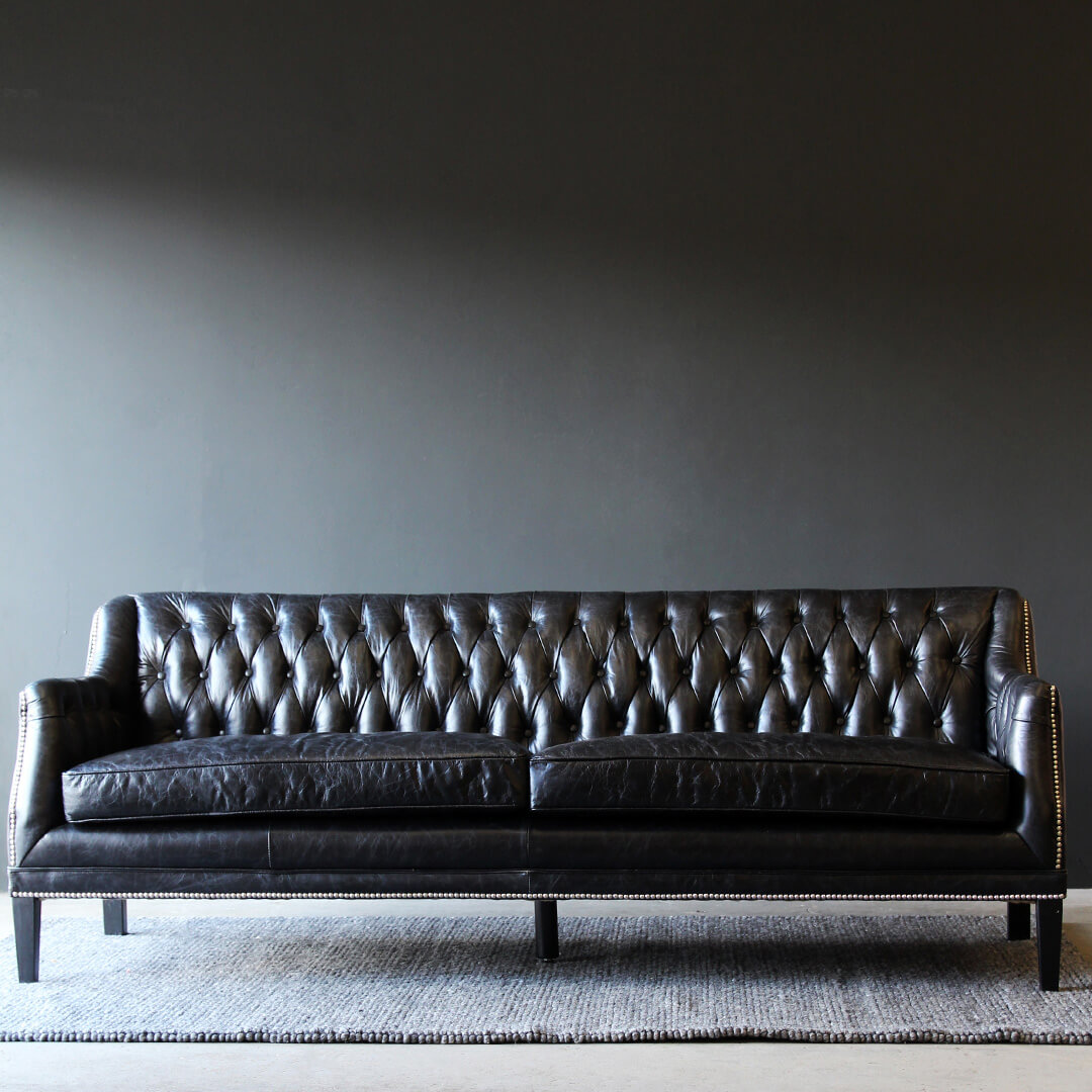 Top Tips For Cleaning Your Leather Sofa | At Home Sofa