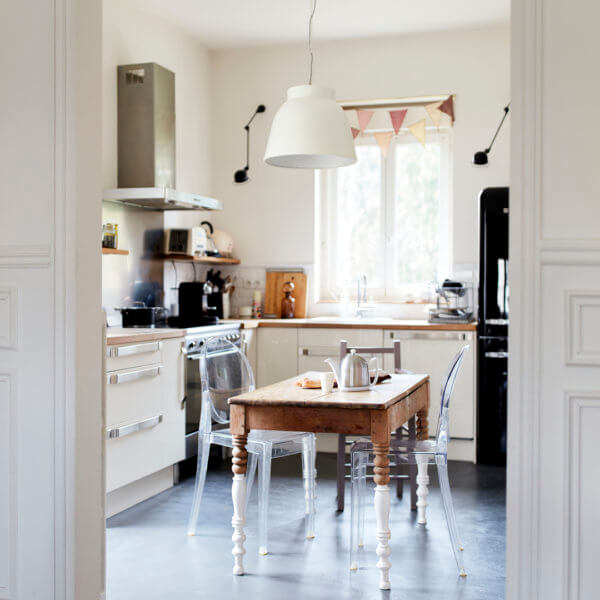 Kitchen Decor Ideas for Traditional Interiors