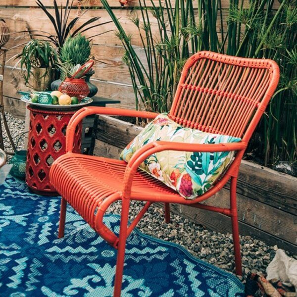 Painting Ideas For Wooden Garden Furniture