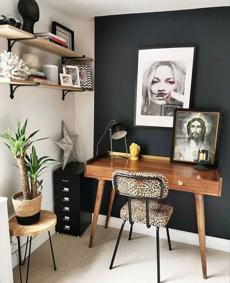 share your home office decor ideas