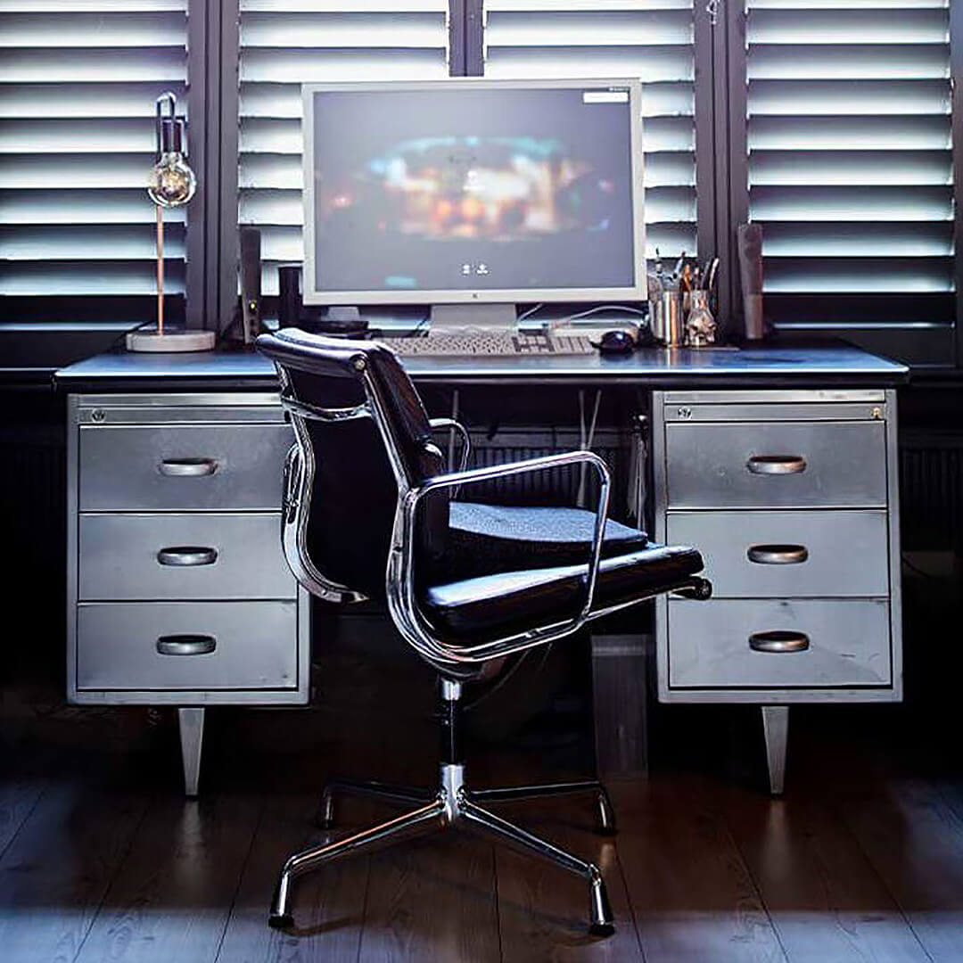 shared home office ideas featured image