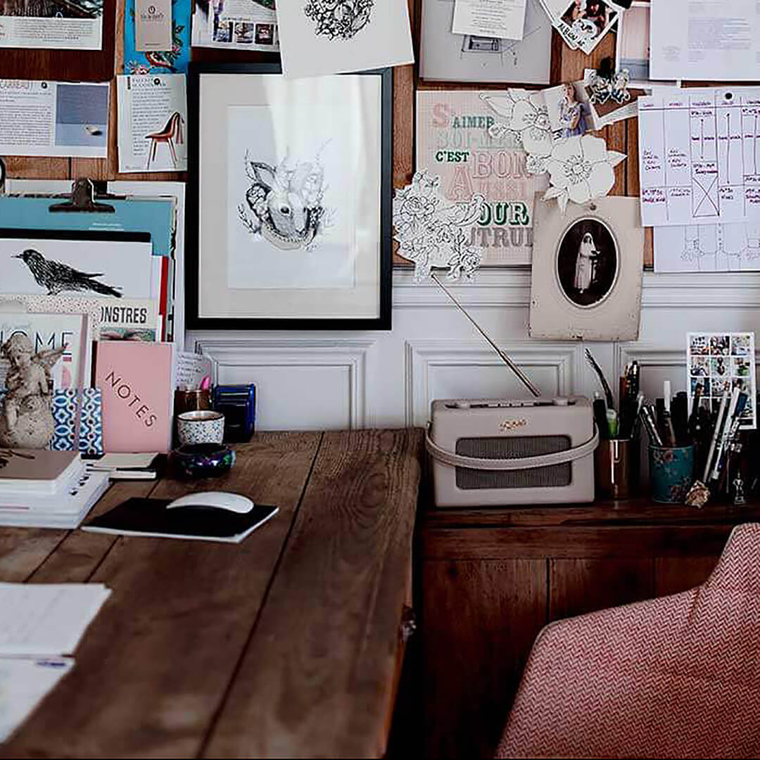 Home Office Ideas For Your Cottage  Rockett St George