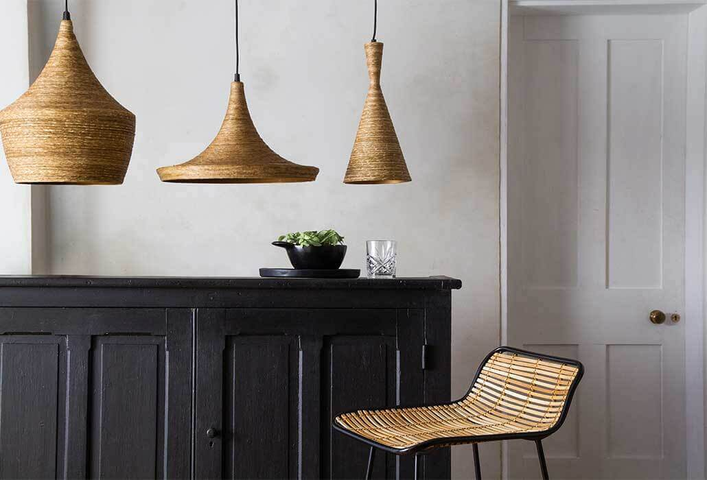 lifestyle image of wow factor lighting ideas