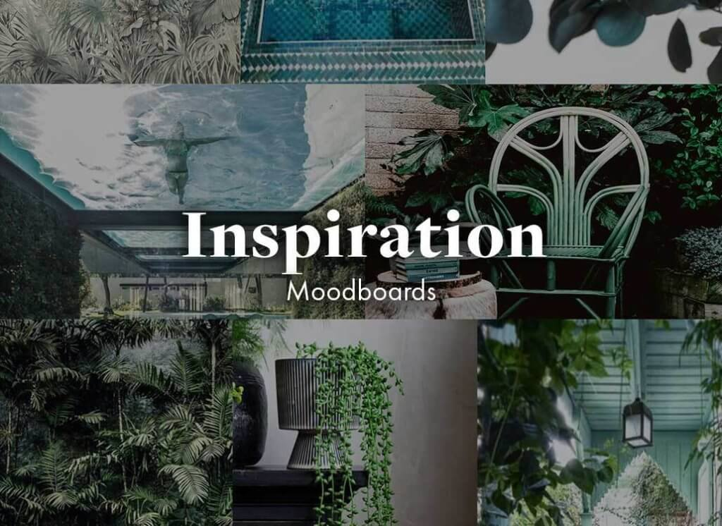 inspiration: moodboards