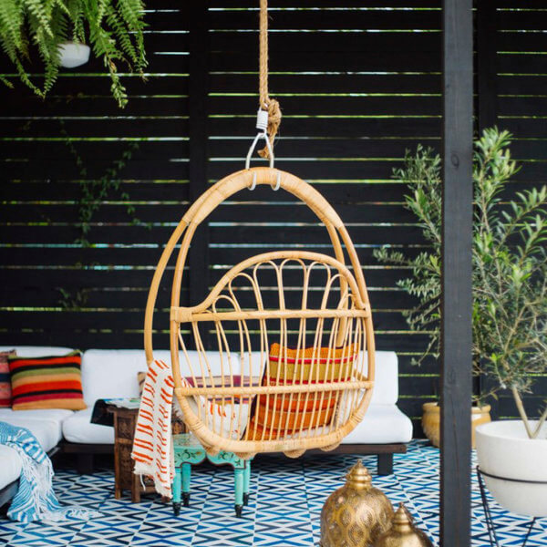 10 Wooden Garden Furniture Ideas