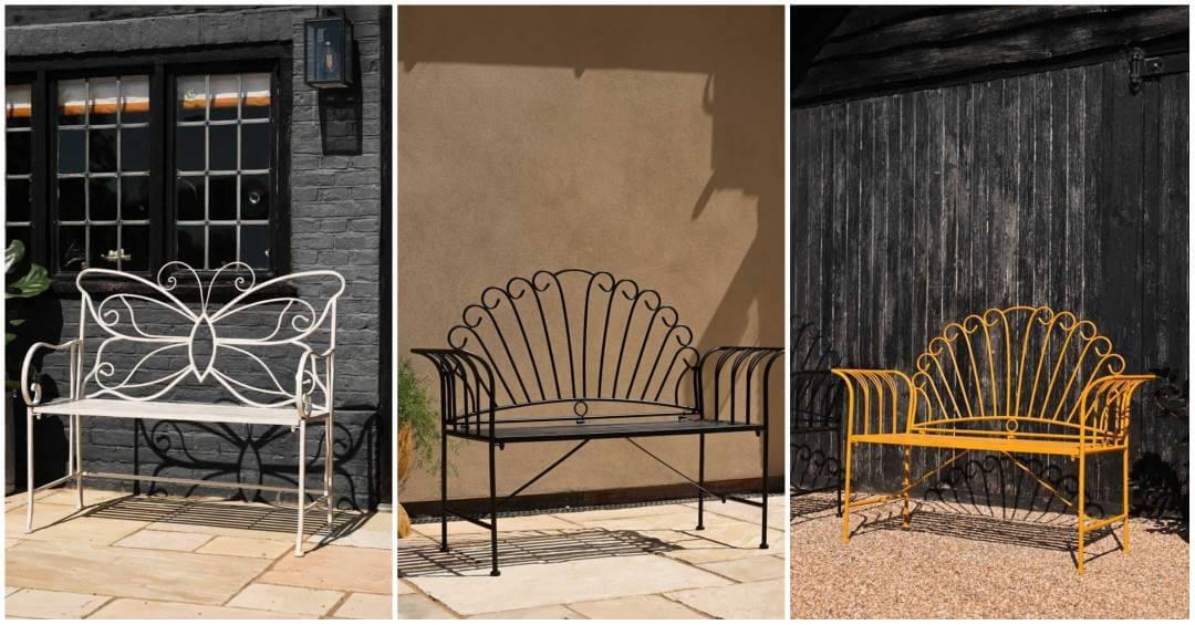 Garden Bench options