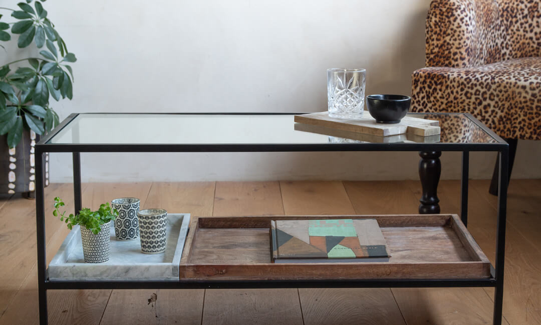 lifestyle images of coffee table ideas for home furniture