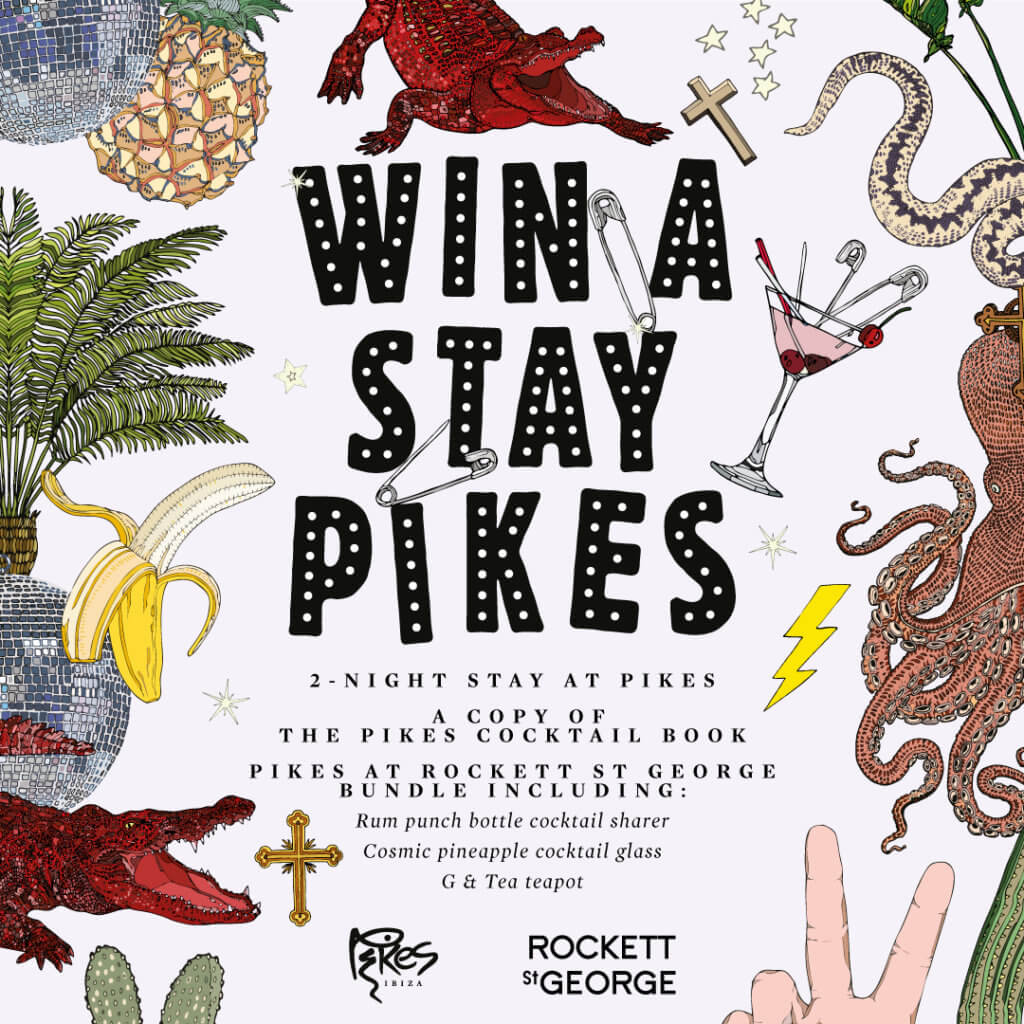 image reading: Win A Stay At Pikes