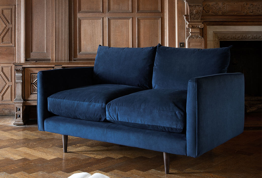 fabulous-small-2-seater-sofa-indigo-blue-velvet