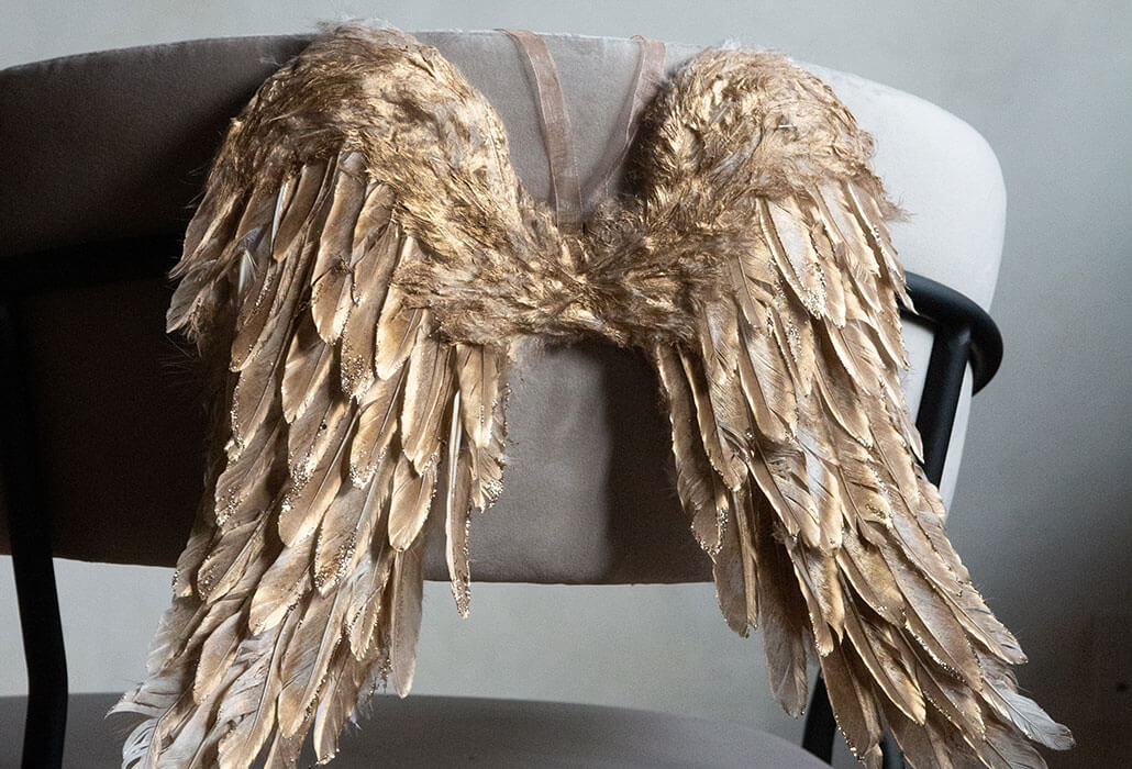 feather-wings-decoration