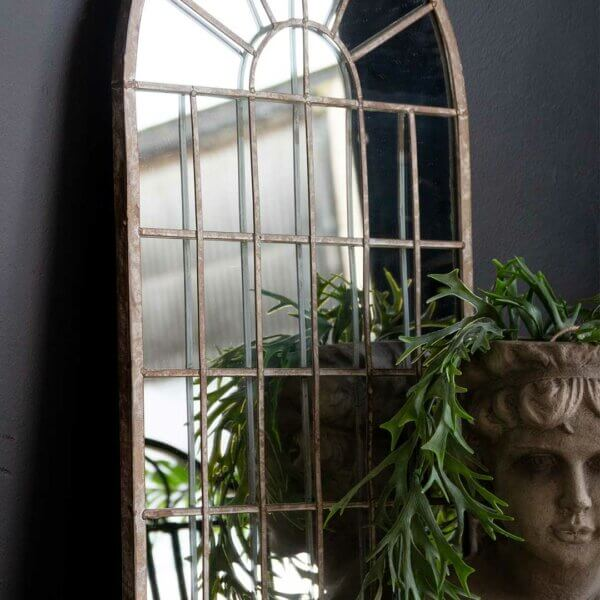 20 Garden Mirror Ideas