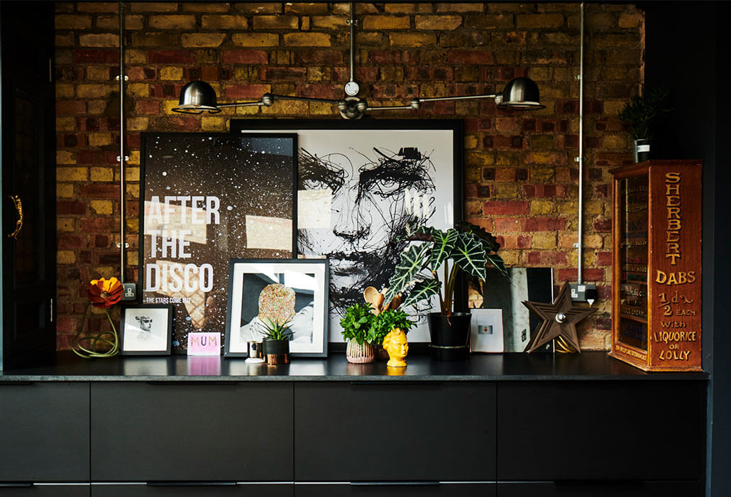 lucy's eclectic kitchen