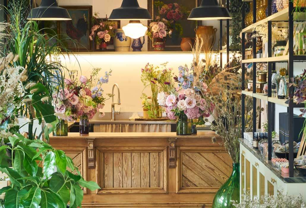 grace and thorn florist