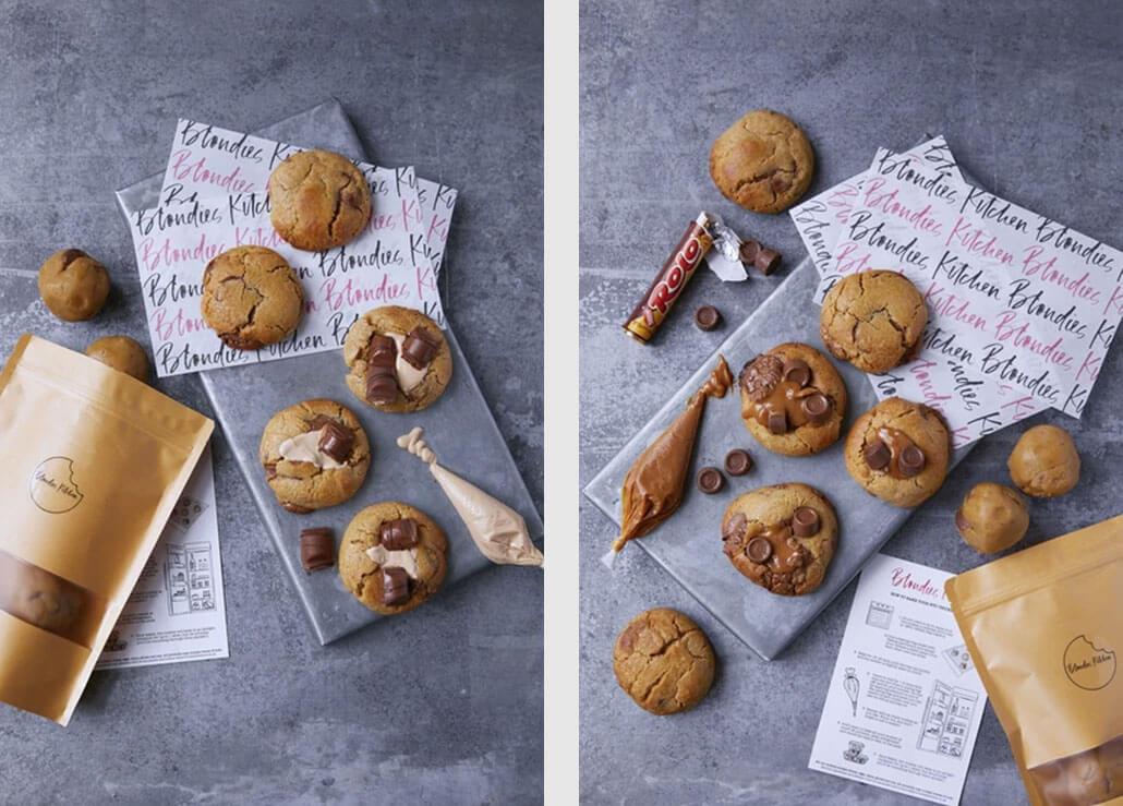 blondies kitchen cookies
