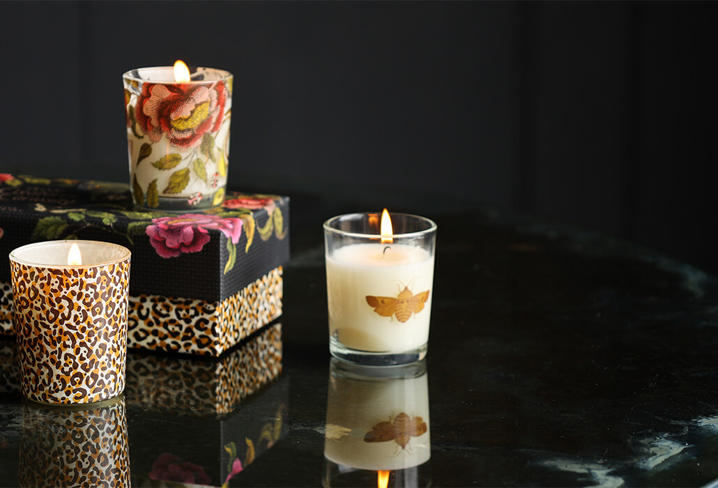 new candles